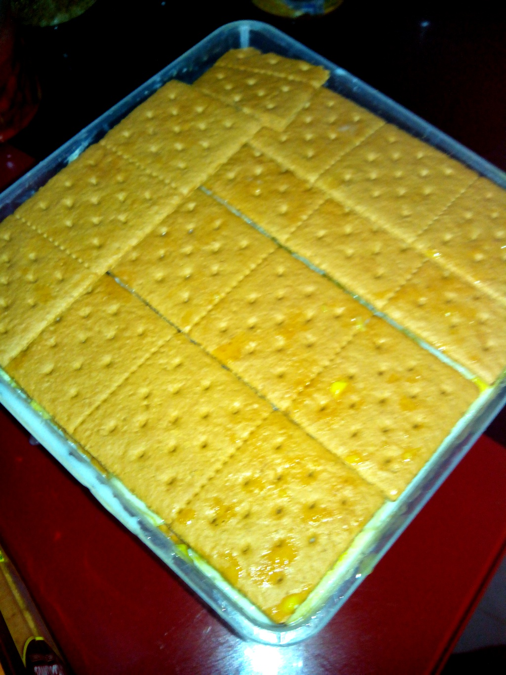 Final Layer for Mango Float
