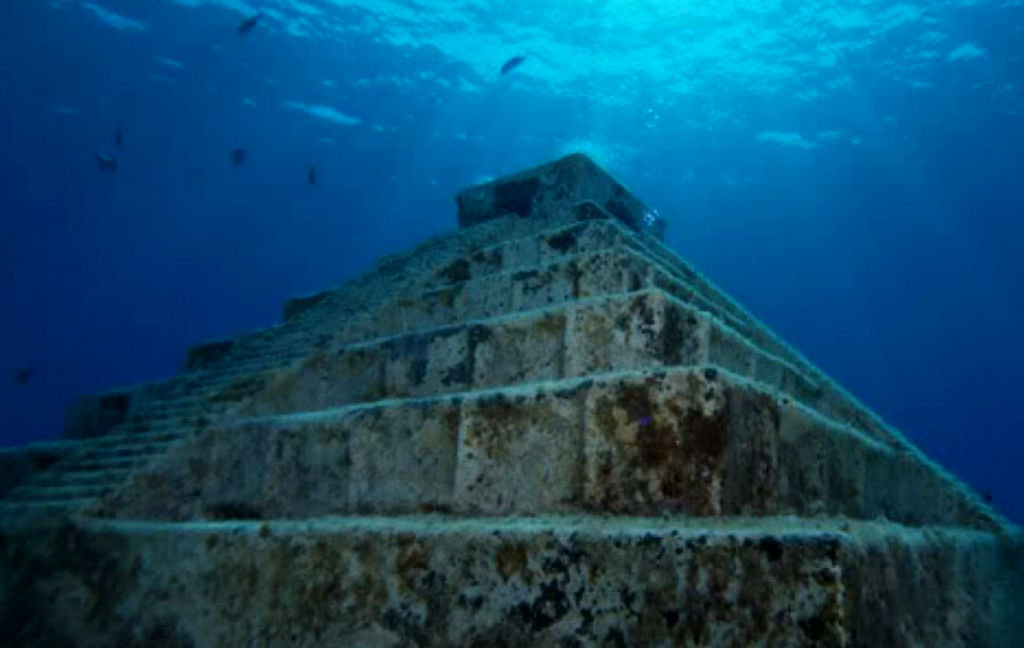 Real Underwater Ruins 10 Mysteries Under The...
