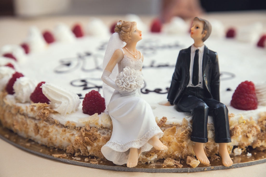 adjustment in marriage life